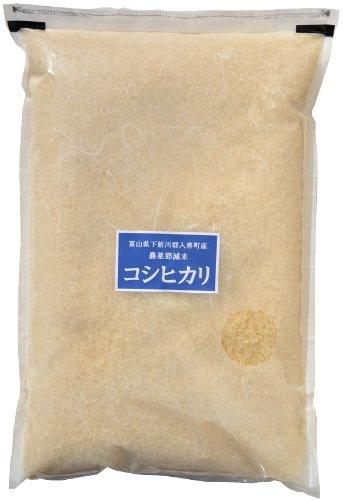 富山県 無洗米 富山コシヒカリ 5kg 令和元年産