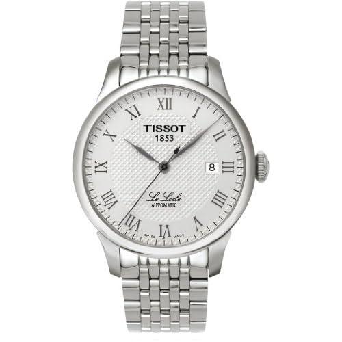 [ティソ]TISSOT 腕時計 Le Locle(ル・ ロックル) Automatic(オートマチック) T41148333 メンズ 【正規輸入品】