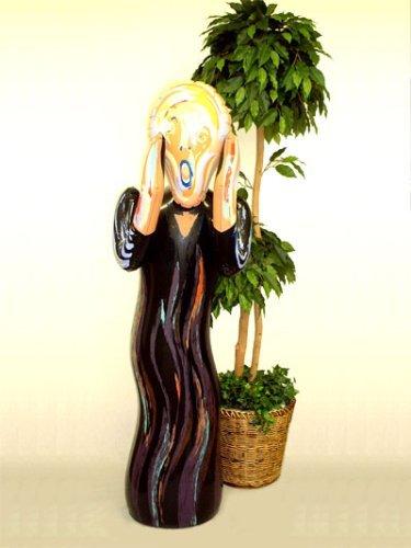 フィヨルドの恋人 ムンクさん 54インチ(約140cm)