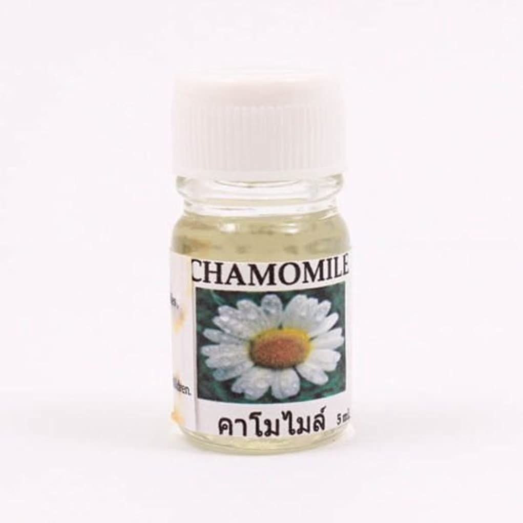 不規則性歌う無臭6X Chamomile Aroma Fragrance Essential Oil 5ML. cc Diffuser Burner Therapy