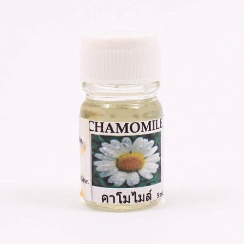 コミットメント悪夢評決6X Chamomile Aroma Fragrance Essential Oil 5ML. cc Diffuser Burner Therapy