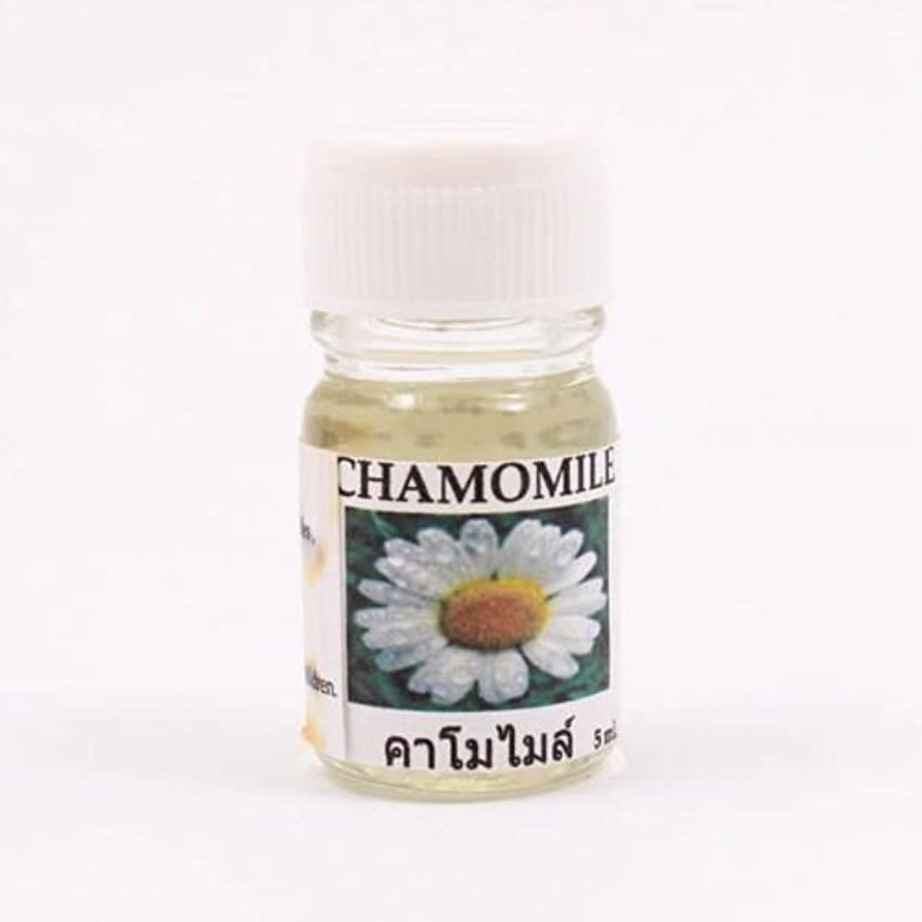取得進む航空便6X Chamomile Aroma Fragrance Essential Oil 5ML. cc Diffuser Burner Therapy