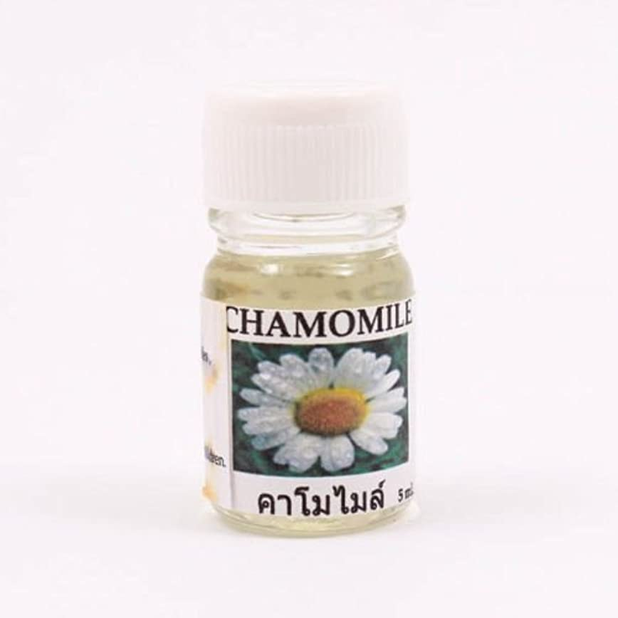 パニック産地排泄する6X Chamomile Aroma Fragrance Essential Oil 5ML. cc Diffuser Burner Therapy
