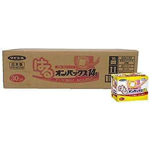 【ケース販売】 はるオンパックス 貼るカイロ ...の関連商品2