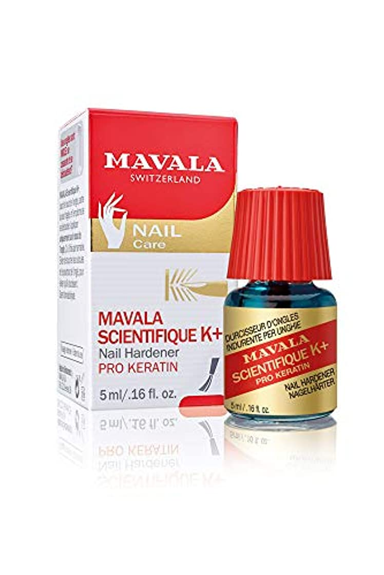 避難チーフあいまいMavala - Mavala Scientifique K+ - 5 mL / .16 oz