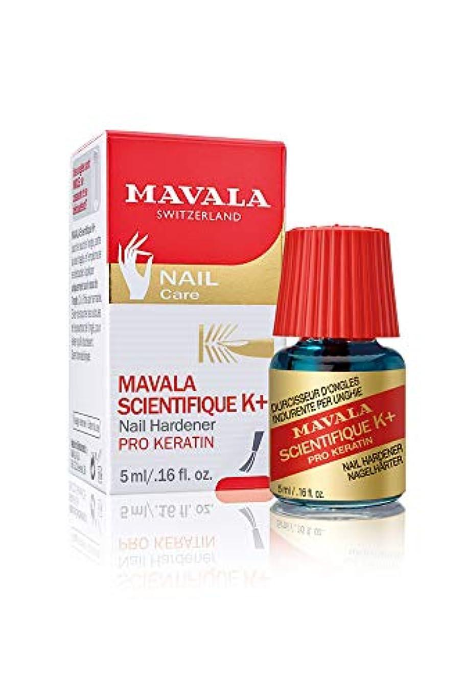 クリーナーサーキュレーション経度Mavala - Mavala Scientifique K+ - 5 mL / .16 oz