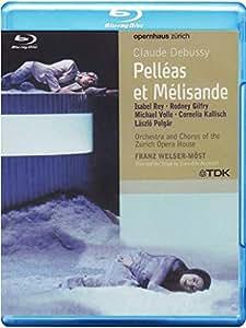 Pelleas Et Melisande / [Blu-ray] [Import]