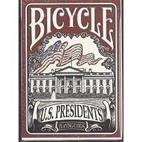 米国大統領Bicycle Playing Cards – Red replublicanパック