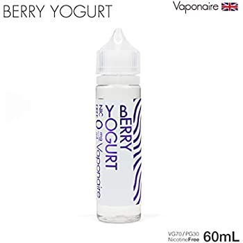 Vaponaire BERRY YOGURT(ベリーヨーグルト) 60mL VAPE リキッド ベイプリキッド