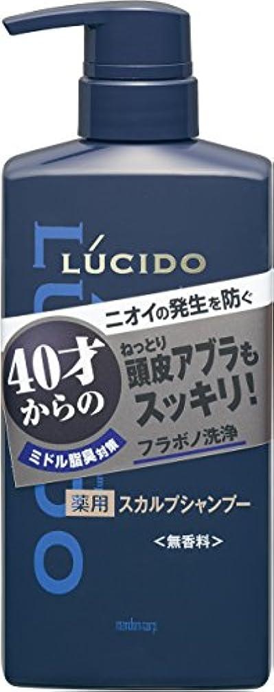 ビジュアル番号三十ルシード 薬用スカルプデオシャンプー (医薬部外品)