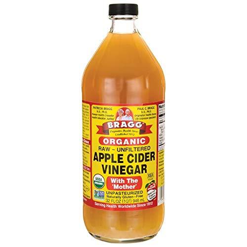 オーガニック アップルサイダービネガー 946ml りんご酢 3個