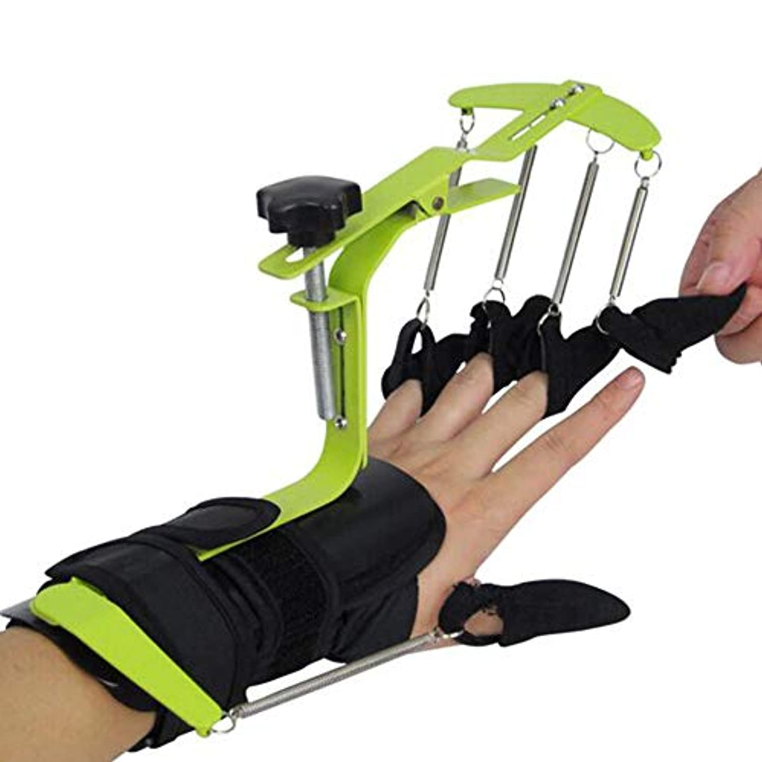 昼寝好き排気片麻痺性脳性麻痺リハビリテーションのために機能する指の訓練装置訓練装置ブレースボード別々の親指手首ブレース手