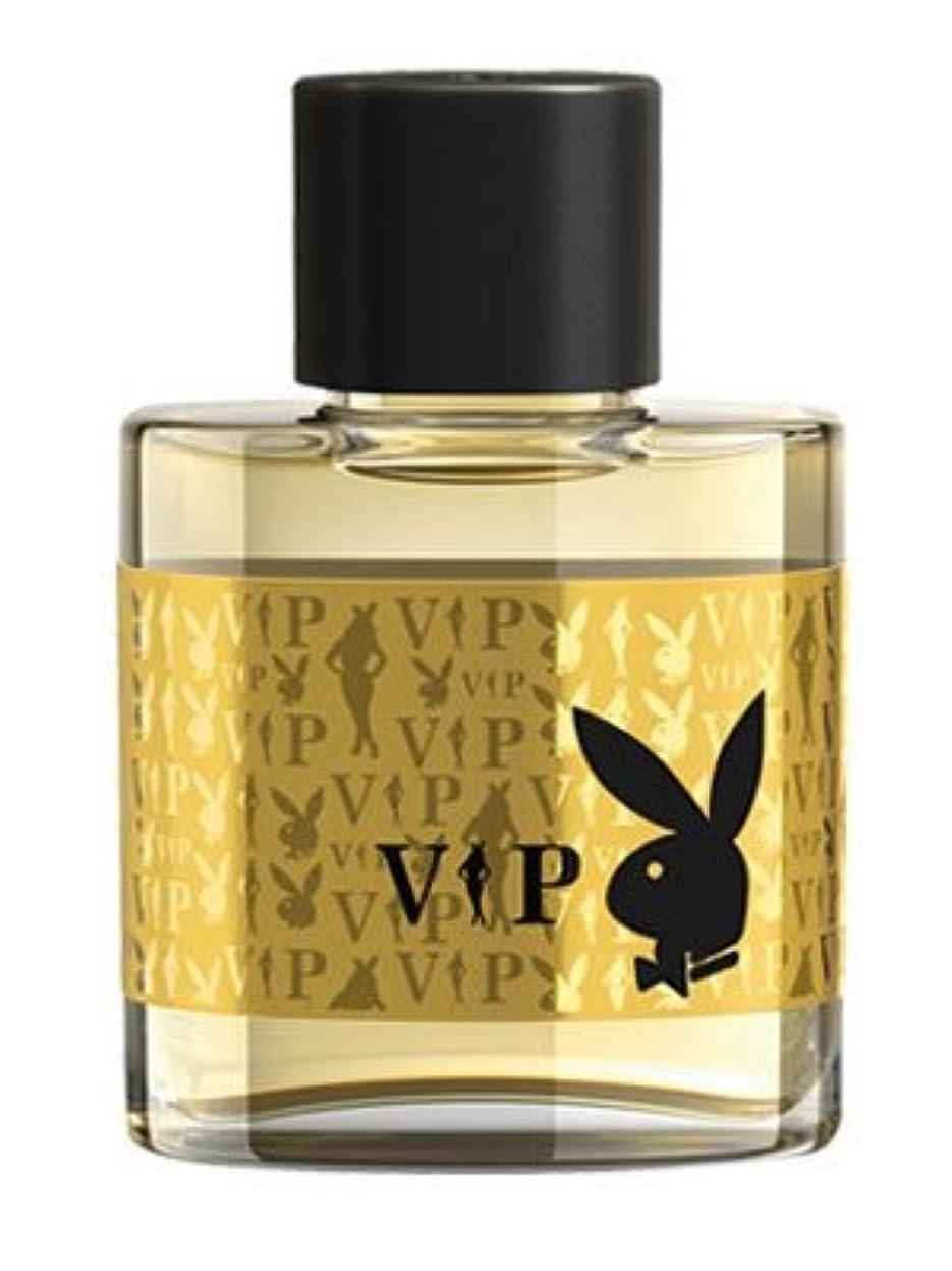 陪審悩む配管Playboy VIP (プレイボーイ ブイアイピー) 3.4 oz (100ml) EDT Spray for Men