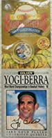 Golden野球Legends 24KT金メッキカラー四半期~ Yogi Berra