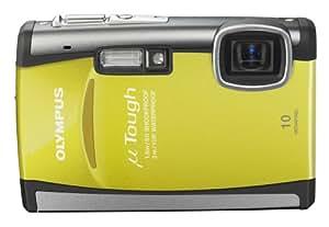 OLYMPUS 防水デジタルカメラ μTOUGH-6000 イエロー μTOUGH-6000YLW