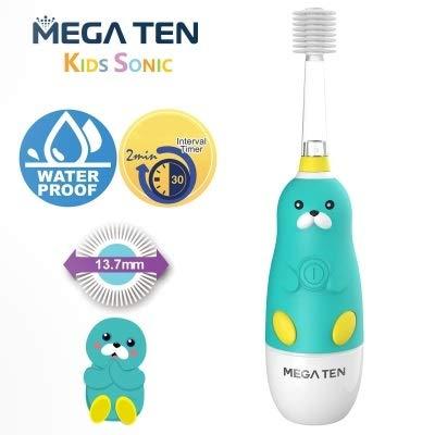 MEGA TEN 子供用 360度 2万本超極細毛ソフト 電...