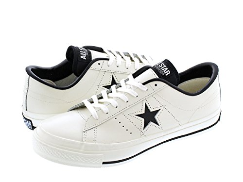 [コンバース]CONVERSE ONE STAR J WHITE/BLACK 【MADE IN JAPAN】 [ウェア&シューズ]