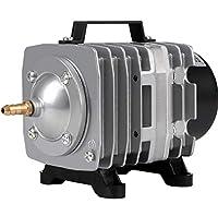 Magaa 魚のタンク、池、養液栽培用アルミニウム合金ヘビーデューティ18W増加酸素ポンプ (サイズ : Version B)