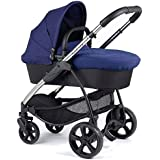 iCandy Strawberry Pushchair, Silver Chassis