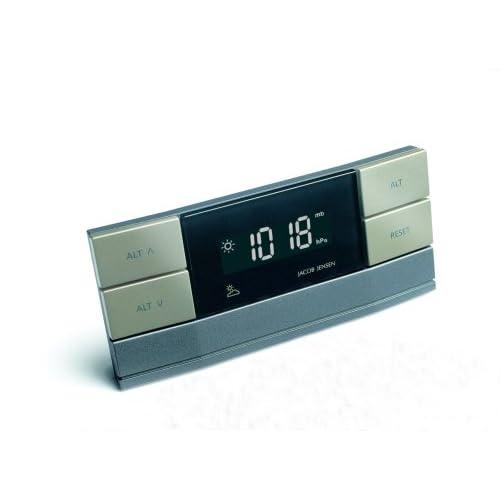 JACOB JENSEN ウェザーステーション Barometer 気圧計 BXB212