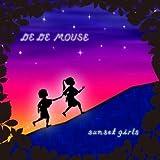 Sunset Girls by De De Mouse (2013-05-03)