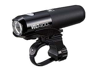 キャットアイ(CAT EYE) ヘッドライト [VOLT400] リチウムイオン充電式 ボルト400 HL-EL461RC 5342783