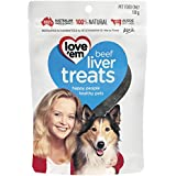Love Em Beef Liver Treats 500g Dry Dog Food