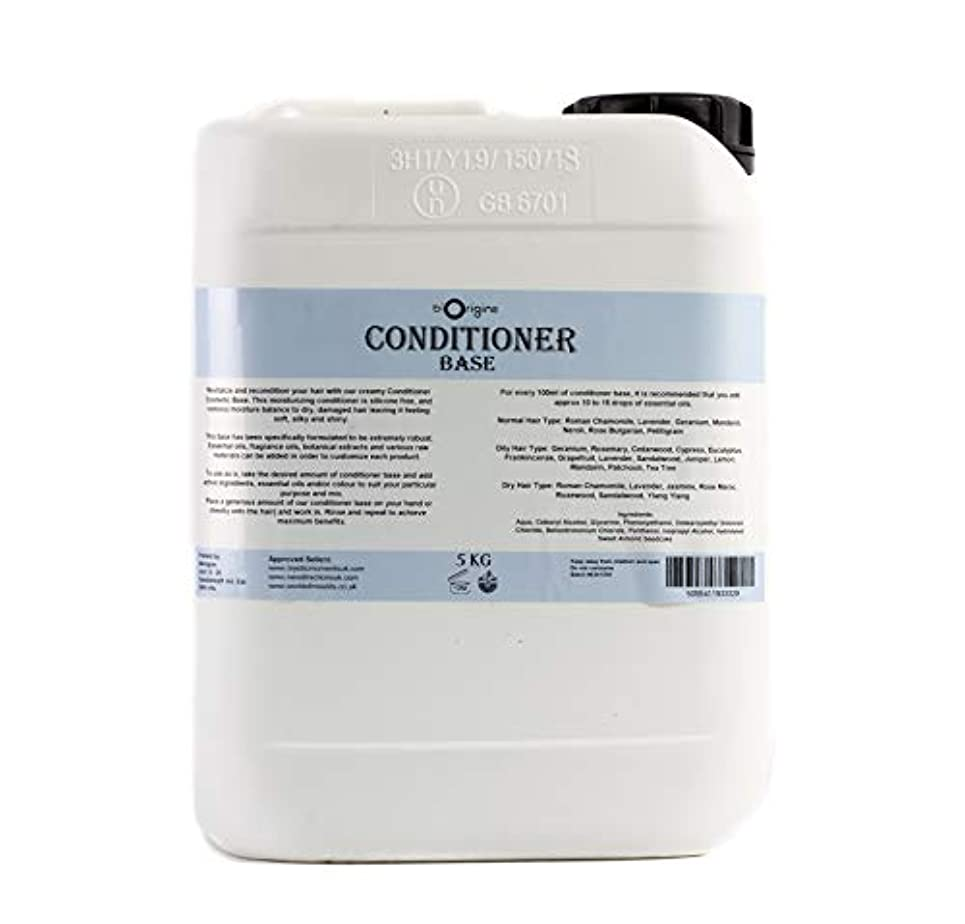 Conditioner Base Natural Unscented - 5Kg