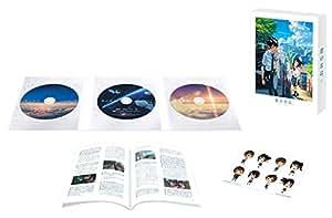 「君の名は。」Blu-rayスペシャル・エディション3枚組(早期購入特典:特製フィルムしおり付き)