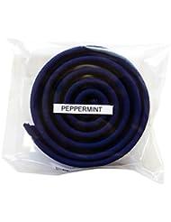 お香/うずまき香 PEPPERMINT ペパーミント 直径6.5cm×5巻セット [並行輸入品]