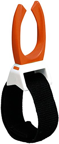 ダイワ(Daiwa) ロッドホルダー ロッドクリップ-F オレンジ 867412
