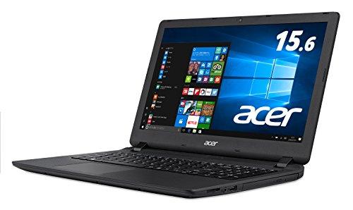 Acer ノートパソコン Aspire ES 15 ES1-533-N14D/K  ミッドナイトブラック