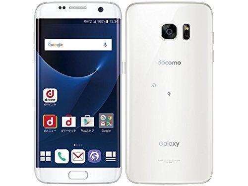 Galaxy S7 edge SC-02H docomo [White Pearl]