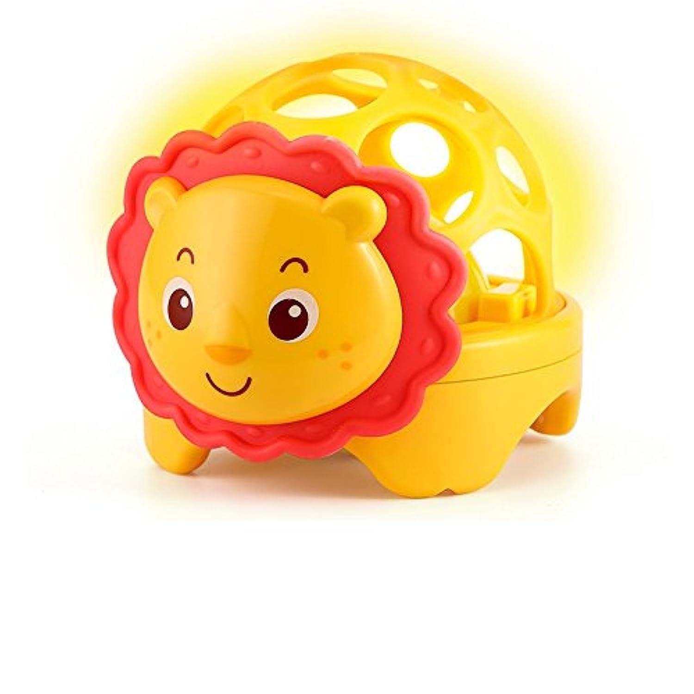 YChoice 可愛い赤ちゃんのおもちゃ ギフト 赤ちゃん ラブリーソフトグルー ハンドラトル ベル キッズ ベビー おもしろい イラスト おもちゃ ボール ギフト