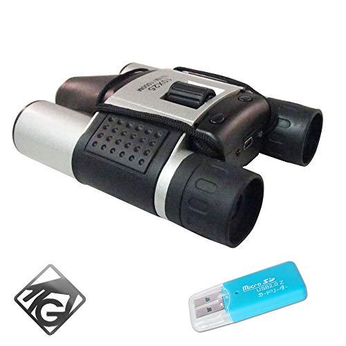 小型カメラ 双眼鏡型ビデオカメラ GD-OG131(GOD ...