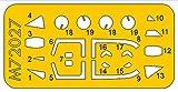 CMKレジン 1/72 アームストロングホイットワース A.W.ミーティアNF Mk14用 マスクシールセット (スペシャルホビー用) プラモデル用マスキングシール CMM72027