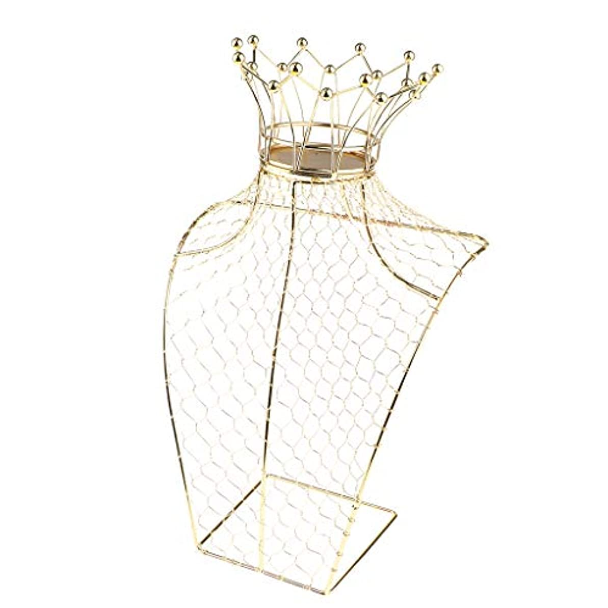 ナイトスポット刺繍キャビンディスプレホルダー マネキンモデル 収納ホルダー 収納 展示 丈夫 変形しにくい ゴールデン