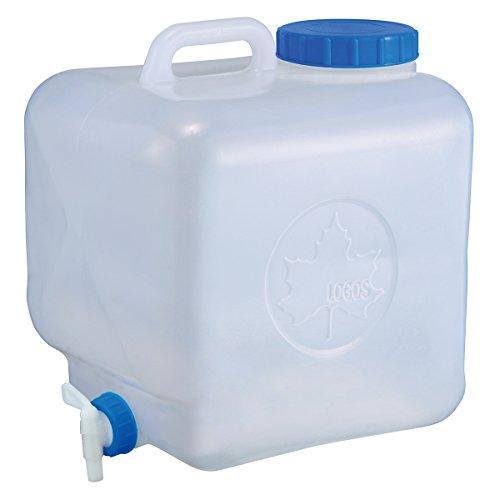 ロゴス 水缶 抗菌広口水コンST16