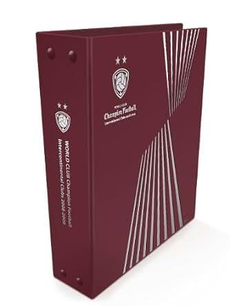 WCCF Intercontinental Clubs 2008-2009 オフィシャルカードバインダー 通常版 HCV-0477
