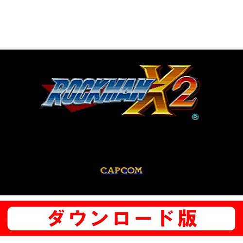 Newニンテンドー3DS専用 ロックマンX2 【スーパーファミコンソフト】 [オンラインコード]