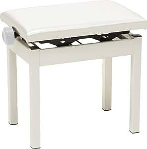 KORG ピアノ椅子 PC-300WH ホワイト