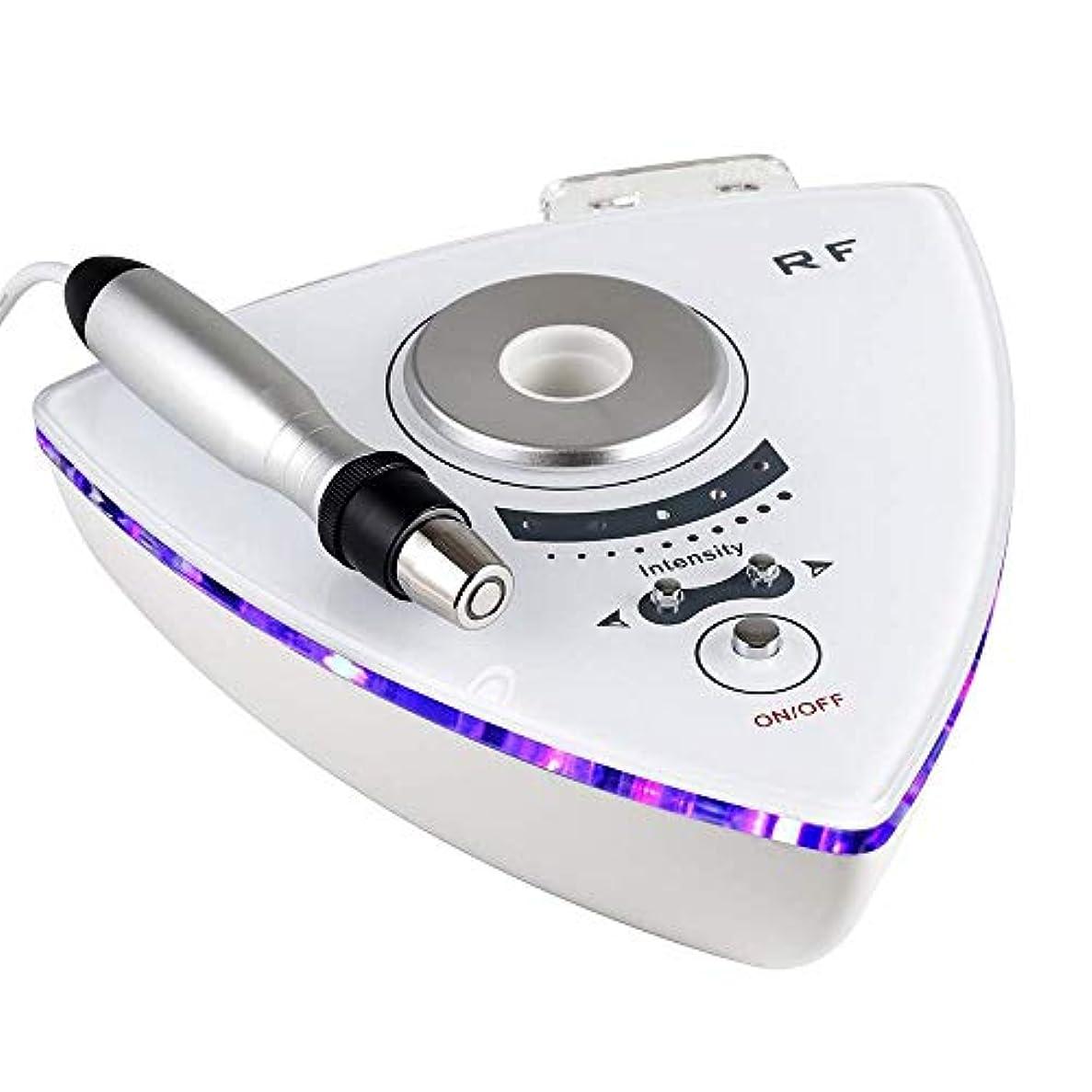 対象傾向があります口実RF無線周波数の美顔術機械、反老化のスキンケアをきつく締める皮の若返りのしわの取り外しの皮のための家の使用携帯用美顔術機械
