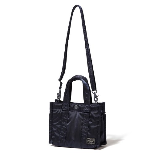 (ヘッド・ポーター) HEAD PORTER | TANKER-ORIGINAL | 2WAY TOTE BAG (XS) NAVY