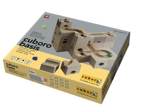 Cuboro Basis Marble Maze [並行輸入品]