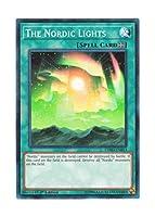 遊戯王 英語版 LEHD-ENB13 The Nordic Lights 極星の輝き (ノーマル) 1st Edition