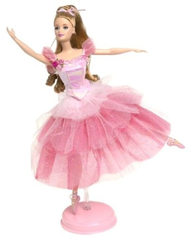 2000 Flower Ballerina Barbie(バービー) Doll from The Nutcracker ドール 人形 フィギュア(並行輸入)