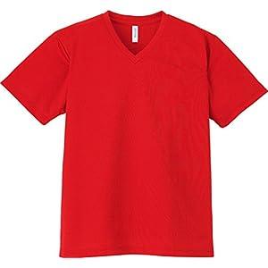[グリマー] 半袖 4.4オンス ドライ Vネ...の関連商品4