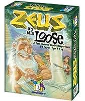 新バージョン Zeus On The Loose カードゲーム - ボーナスサイコロ5個付き