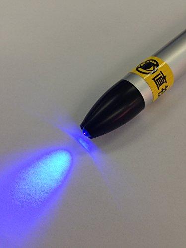 コンテック UV-LED (紫外線LED) 375nm 1灯使用 ブラックライト ペンタイプ PW-UV141P-01