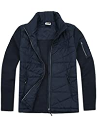 (ノースフェイス) WHITE LABEL MENLO V ZIP-UP JACKET NAVY NJ3NI51L